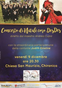 locandina DesDes e Judith_chironico 2016