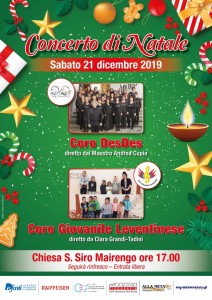 Concerto Natale 2019