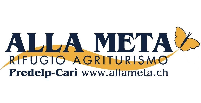 Logo META no G
