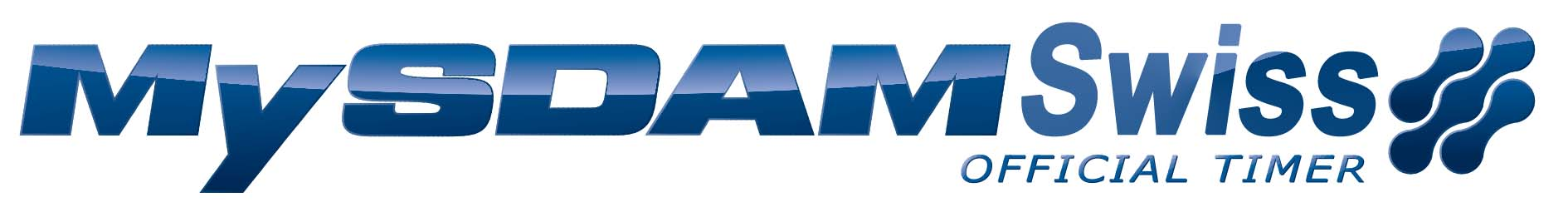 Logo MySDAM Official Timer